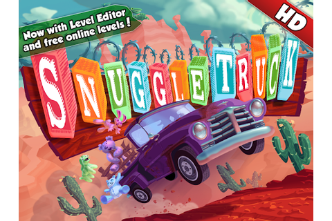 Snuggle Truck APK 1.3.6 - Free Racing Games for Android