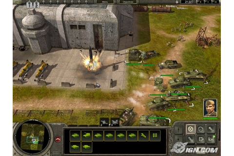 Free full Games: Codename Panzers: Phase One full game