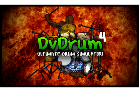 DvDrum, Ultimate Drum Simulator! Windows game - Indie DB