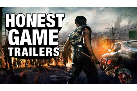 DEAD RISING (Honest Game Trailers) - YouTube