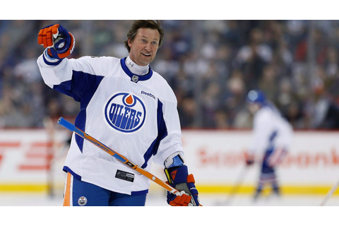 Wayne Gretzky: Winnipeg alumni game 'might have been my ...