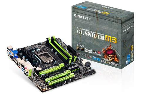 Gigabyte G1.Sniper M3 (Micro ATX) Motherboard Review ...