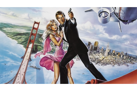 movies, James Bond, A View To A Kill Wallpapers HD ...