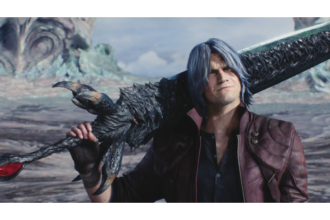 DEVIL MAY CRY 5 All Cutscenes Movie (Game Movie) - DMC5 ...
