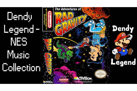 The Adventures of Rad Gravity NES Music Soundtrack - FULL ...