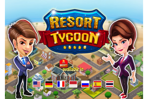 Resort Tycoon – Hotel Simulation Game : VIP Mod : Download ...