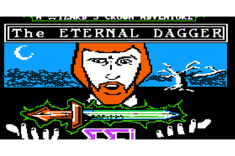 The CRPG Addict: Game 257: The Eternal Dagger (1987)