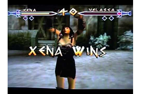 Xena Warrior Princess: The Talisman Of Fate - YouTube