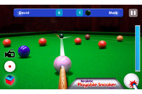 Free Full Snooker Games To Download