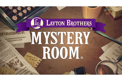 Layton Brothers Mystery Room - Universal - HD Gameplay ...