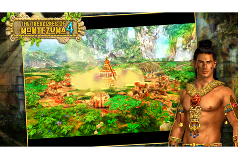 Treasures Of Montezuma 4 Free. Match-3 game - Android Apps ...