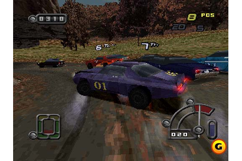 Destruction Derby Raw Free Download Full Version PC Game ...