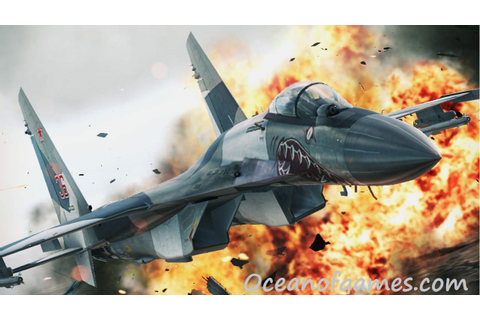 Ace Combat Assault Horizon Free Download - Ocean Of Games
