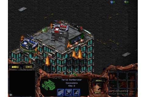 Скриншоты StarCraft: Insurrection