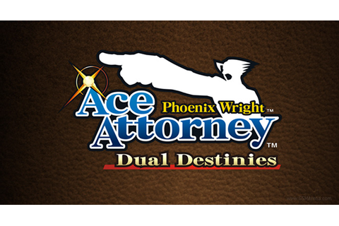 'Phoenix Wright: Ace Attorney – Dual Destinies' for iOS ...