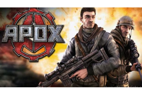 APOX PC Free Download « IGGGAMES