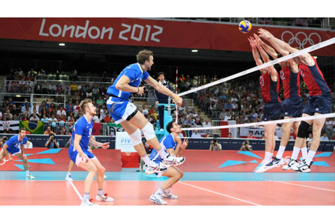 FIVB MEN´S VOLLEYBALL OLYMPIC GAMES QUARTERFINALS- LONDON ...