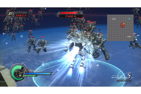 download game Dynasty Warriors - Gundam 2 PS2 ISO - Game Tegal