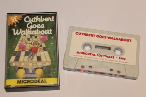 Cuthbert Goes Walkabout - For Sale - Game Bytes - Retro ...