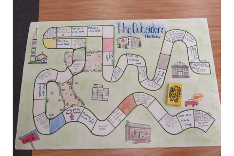 Innovations 7-9 (2014-2015): Novel Study Projects: Boardgames!