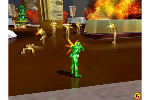 Army Men: Sarge's Heroes 2 [PS2 - Beta] - Unseen64