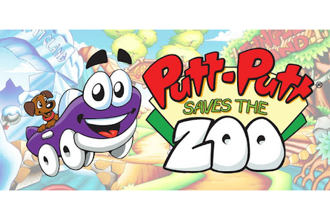 Putt-Putt® Saves the Zoo FREE - Apps on Google Play