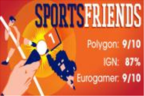Sportsfriends Game Play - Sports Games