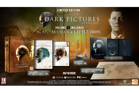 The Dark Pictures Anthology: Little Hope Releases October ...