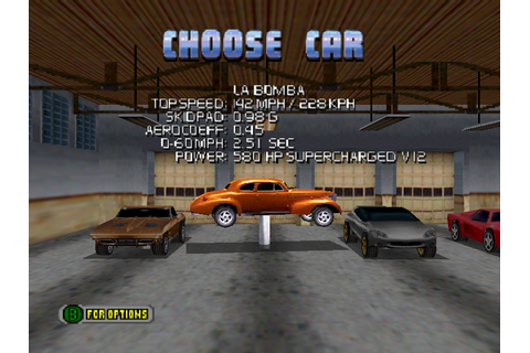 Cruis'n USA Download Game | GameFabrique