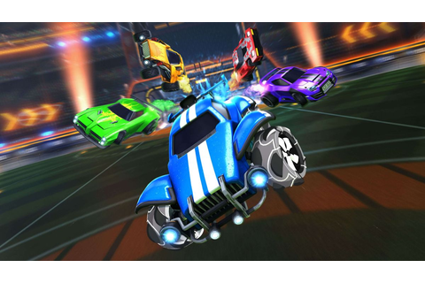 Rocket League goes free to play on the Epic Games Store ...