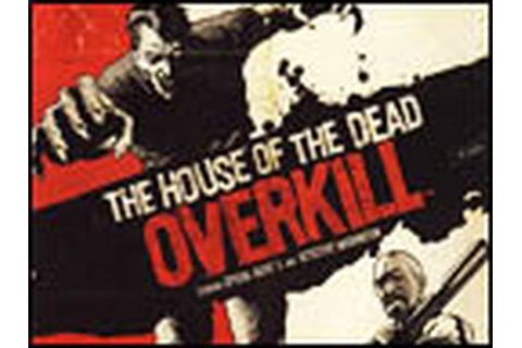 Classic Game Room HD - HOUSE OF THE DEAD OVERKILL on Wii ...