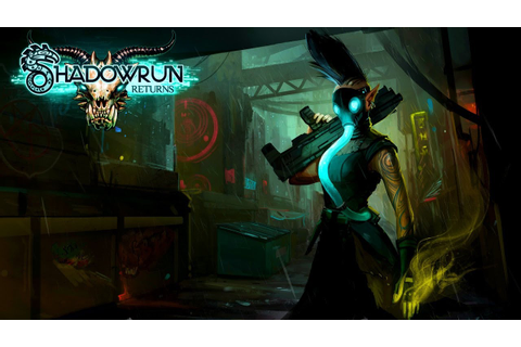 Shadowrun Returns Android Game GamePlay (HD) - YouTube