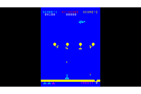 Balloon Bomber Arcade Gameplay - YouTube