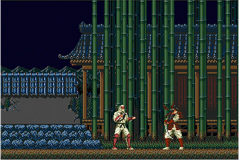The Revenge Of Shinobi Game PC - Games Free FUll version ...