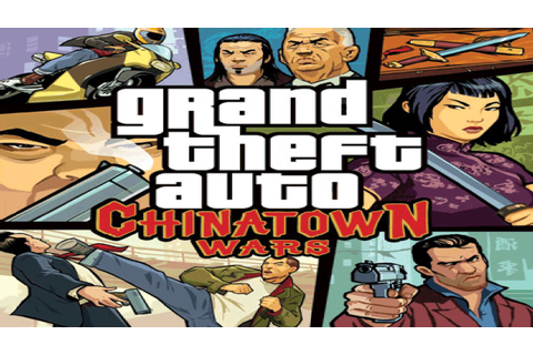 Grand Theft Auto: Chinatown Wars (by Rockstar Games) - iOS ...