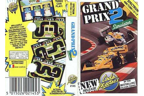 Grand Prix Simulator 2 | Top 80's Games