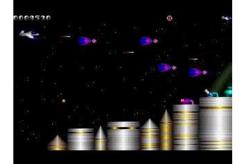 XATAX (DOS) - Game Play - YouTube