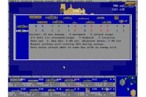 Grandest Fleet 2, The Download (1995 Strategy Game)