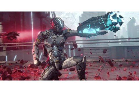 Matterfall will be out in August | PlayStation 4 News at ...