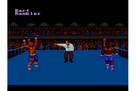 Muhammad Ali Heavyweight Boxing Game Download | GameFabrique