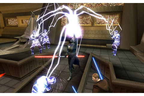 Star Wars Knights of the Old Republic 2 – The Sith Lords ...