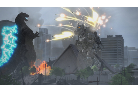 Godzilla the Game Gets More Screenshots and Poster