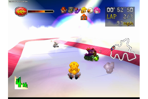 Chocobo Racing (USA) PSX / Sony PlayStation ISO Download ...