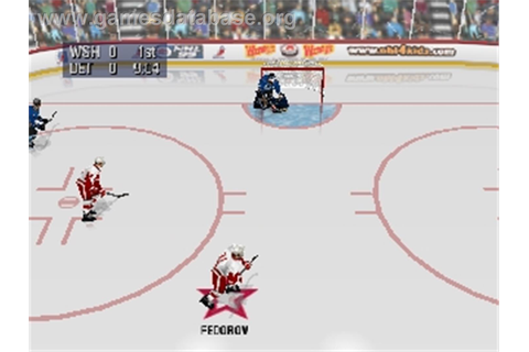 NHL 99 - Nintendo N64 - Games Database