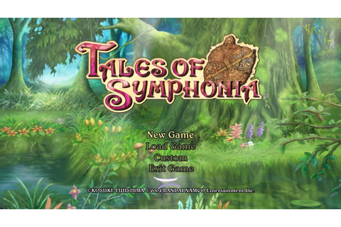 Super Adventures in Gaming: Tales of Symphonia (PC)