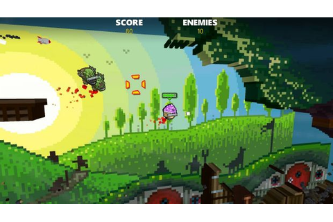 Rocket Riot Free Download (v5834) « IGGGAMES