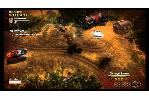 Renegade Ops - Gameplay Demo (PC, PS3, Xbox 360) - YouTube