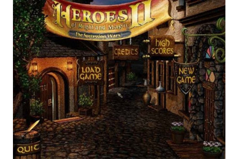Heroes of Might and Magic 2: Best old-school turn based ...