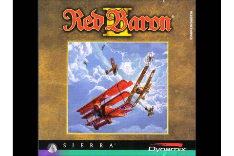 Red Baron II Theme Music - Main Menu 1 - YouTube