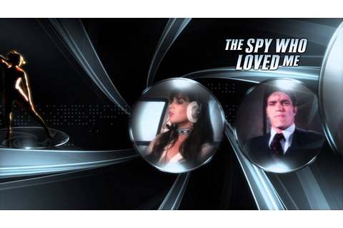 The Spy Who Loved Me Blu-ray Menu - YouTube